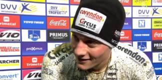 Mathieu Van der Poel débute 2019 par une victoire