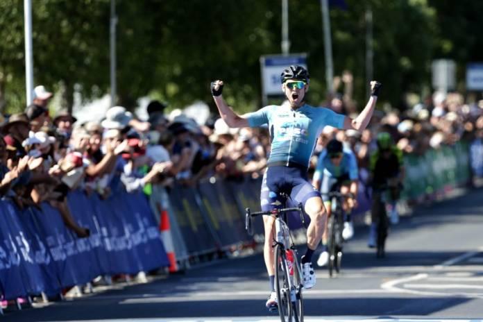 Michael Freiberg gagne le championnat d'Australie