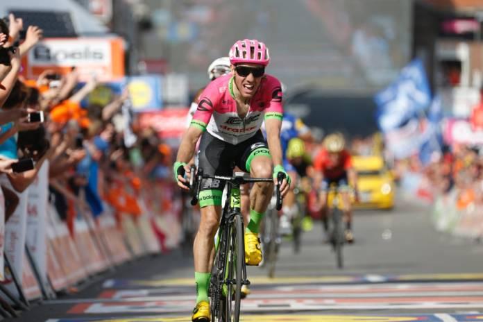 Michael Woods aura l'occasion de confirmer sa belle saison 2018 sur le Tour Down Under.