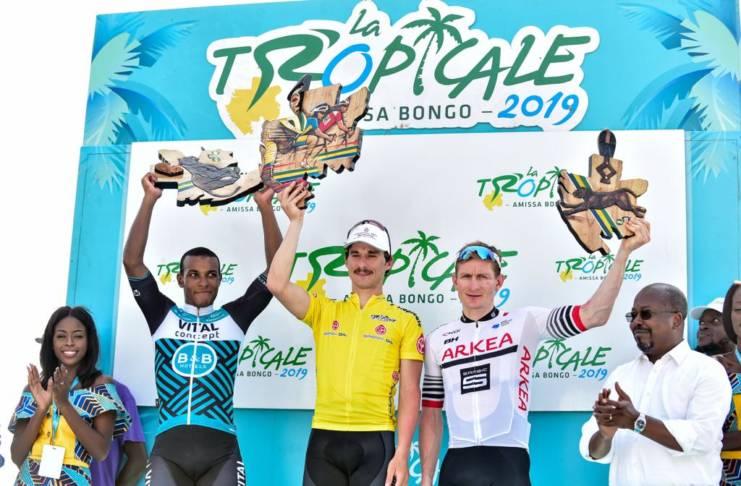 Tropicale Amissa Bongo 2020 nouveau parcours