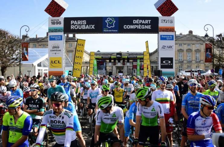 Paris-Roubaix 2019 invitations