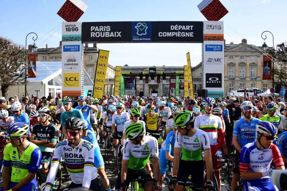 Cinq équipes françaises invitées dont Cofidis — Paris-Roubaix