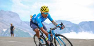 Nairo Quintana courra à domicile sur le Tour de Colombie.