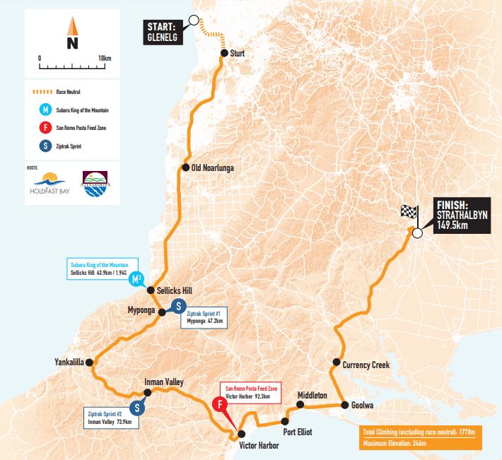 tour down under 2019 etape 5