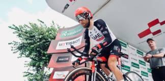 Diego Ulissi fera figure de favori pour cette 21ème édition du Tour Down Under.