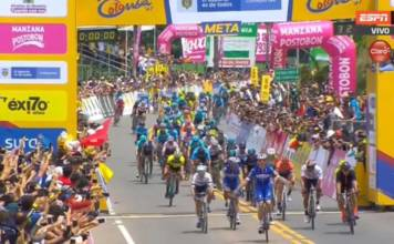 Alvaro José Hodeg vainqueur de la 2e étape