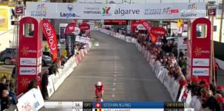Stefan Küng fait le meilleur temps du chrono