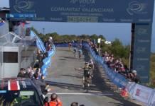 Tour de la Communauté de Valence 2019 vidéos étape 4