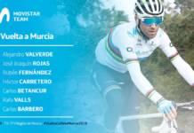 Alejandro Valverde pour une 6e victoire au Tour de Murcie