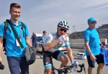 Tour d'Oman 2019 vidéos étape 3