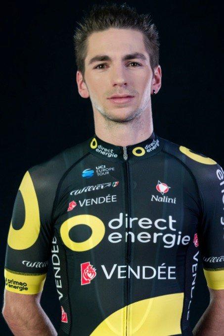 Anthony Turgis vainqueur du GP La Marseillaise