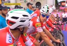 Tour de Colombie 2019 vidéos étape 1