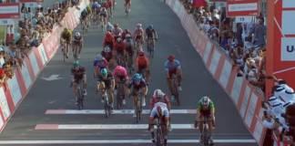Fernando Gaviria remporte la 2e étape de l'UAE Tour