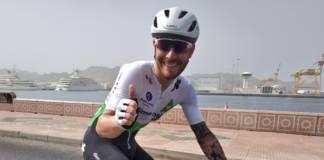 Tour d'Oman 2019 vidéos étape 6