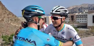 Tour d'Oman 2019 vidéos étape 2