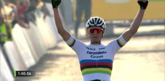 Mathieu van der Poel déjà victorieux trois fois