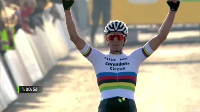 Mathieu van der Poel sur le retour en cyclocross