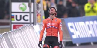 Mathieu Van der Poel médaillé d'or
