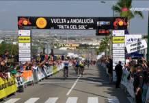Matteo Tretin impérial au sprint