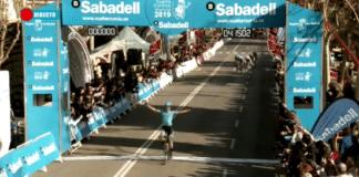 Pello Bilbao vainqueur d'étape et leader