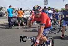 Tour d'Oman 2019 vidéos étape 4