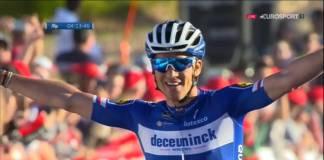 Zdenek Stybar termine le Tour d'ALgarve 2019 avec une victoire