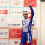 Arnaud Démare sur le Tour d'Algarve 2019