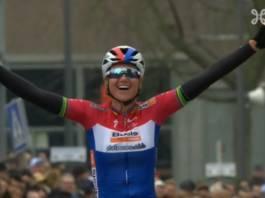 Chantal Blaak assomme la course
