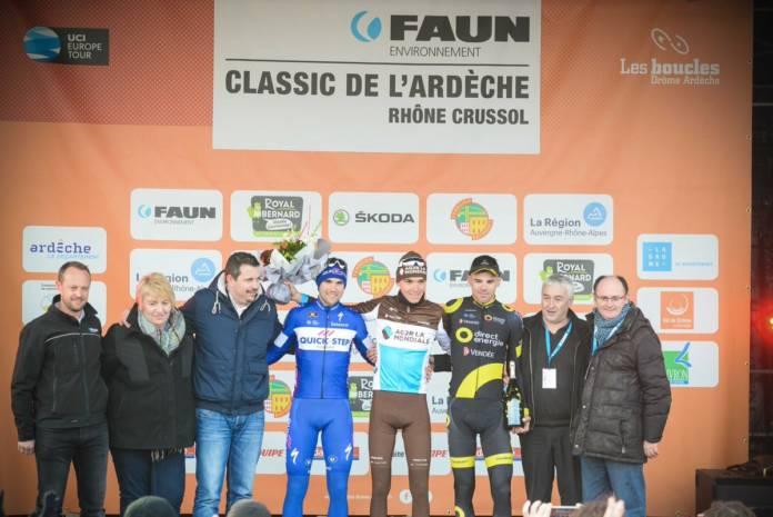 Classic de l'Ardèche 2019 engagés