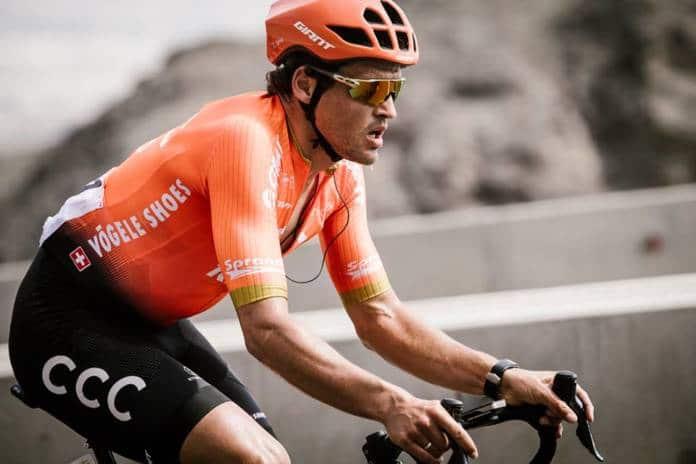 Tour des Flandres virtuel remporté par Van Avermaet