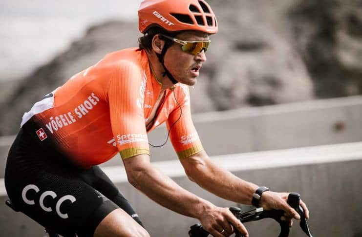 Tour des Flandres virtuel remporté par Van Avermaet