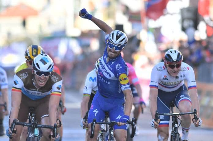 Julian Alaphilippe Vélo d'Or