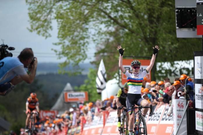 Anna van der Breggen une 5e victoire de suite