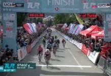 Caleb Ewan remporte 4e étape