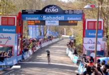Emanuel Buchmann leader du Tour du Pays Basque