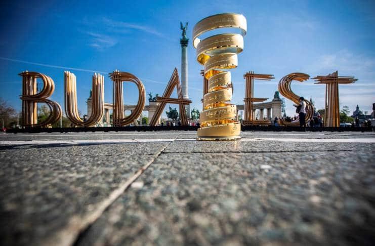 Giro 2020 départ en Hongrie