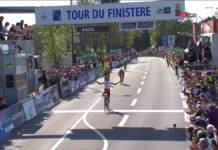 Julien Simon remporte une manche de Coupe de France