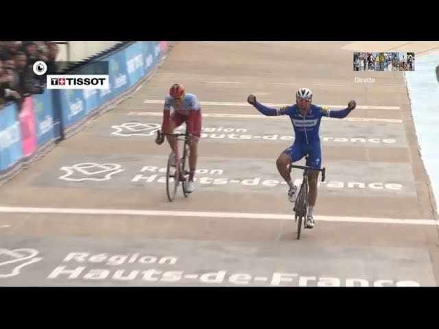 Paris-Roubaix 2019 videos