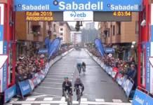 Maximilian Schachmann en tête du Tour du Pays Basque