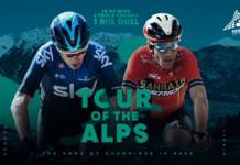 Tour des Alpes 2019 engagés