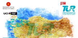Tour de Turquie 2019 parcours et favoris