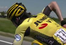 Tour d'Italie 2019 vidéos étape 12