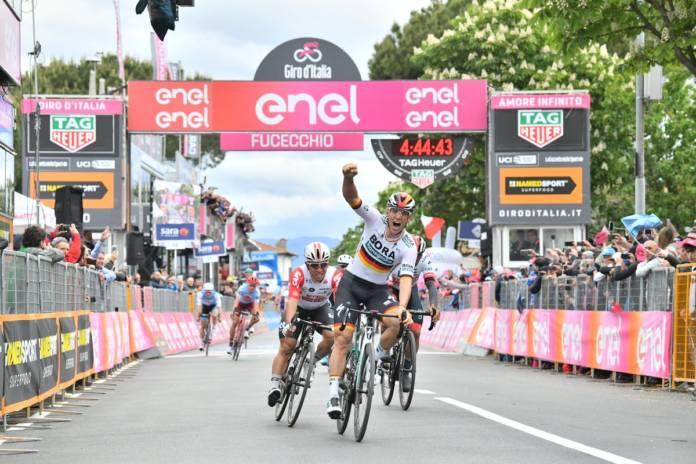 Pascal Ackermann remporte la 2e étape