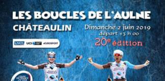 Boucles de l'Aulne - Châteaulin 2019 parcours et favoris