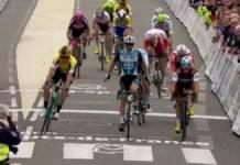 Bryan Coquard vainqueur de l'étape 4