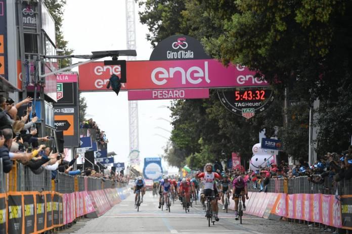 Tour d'Italie 2019 videos etape 8