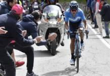 Classements étape 14 Giro 2019