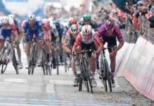 Classements étape 8 Giro 2019