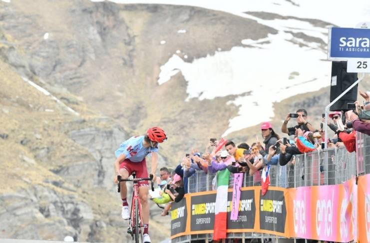 Classements complets étape 13 Giro 2019