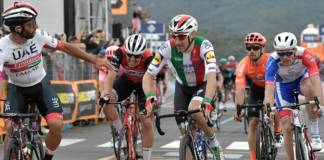 Classements étape 3 Giro 2019 et maillots distinctifs